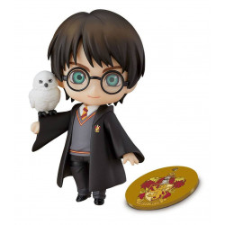 HARRY POTTER NENDOROID WITH EXCLUSIVE BASE ACTION FIGURE