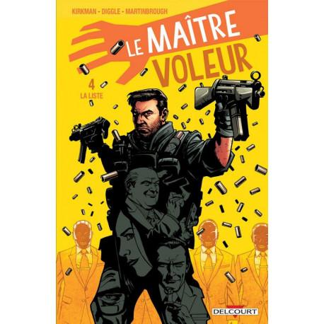 LE MAITRE VOLEUR T4 - LA LISTE