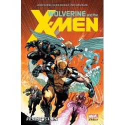 WOLVERINE ET LES X-MEN T02