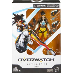TRACER OVERWATCH ULTIMATES ACTION FIGURE