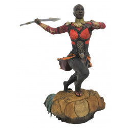 OKOYE BLACK PANTHER MARVEL GALLERY STATUE