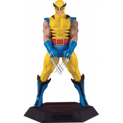 WOLVERINE 1974 MARVEL COLLECTOR'S GALLERY STATUE
