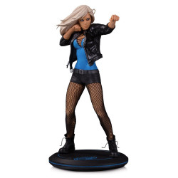 BLACK CANARY BY JOELLE JONES DC COVER GIRLS RESIN STATUE