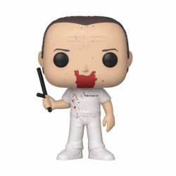 HANNIBAL LECTER BLOODY SILENCE OF THE LAMBS POP! MOVIES VYNIL FIGURE