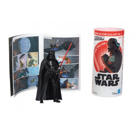 DARTH VADER STAR WARS STORY IN A BOX ACTION FIGURE