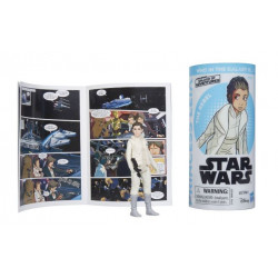 LEIA ORGANA STAR WARS STORY IN A BOX ACTION FIGURE