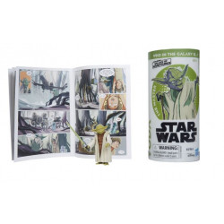 YODA STAR WARS STORY IN A BOX ACTION FIGURE