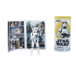 STORMTROOPER STAR WARS STORY IN A BOX ACTION FIGURE
