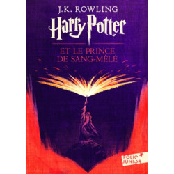 HARRY POTTER, VI : HARRY POTTER ET LE PRINCE DE SANG-MELE
