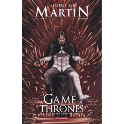 A GAME OF THRONES-LE TRONE FER - GAME OF THRONES (A) - LE TRONE DE FER - TOME 4 - A GAME OF THRONES