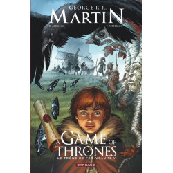 A GAME OF THRONES-LE TRONE FER - GAME OF THRONES (A) - LE TRONE DE FER - TOME 6 - A GAME OF THRONES