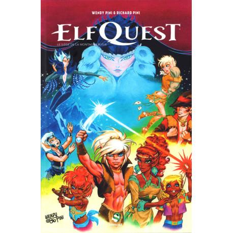 ELFQUEST-T06-LE SIEGE DE LA MONTAGNE BLEUE