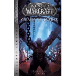 WORLD OF WARCRAFT - CRIMES DE GUERRE (NED)