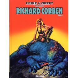 RICHARD CORBEN 2 / EERIE ET CREEPY PRESENTENT...