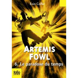 ARTEMIS FOWL, 6 : LE PARADOXE DU TEMPS