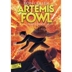 ARTEMIS FOWL, 3 : CODE ETERNITE
