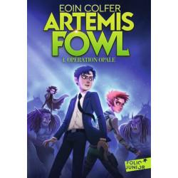 ARTEMIS FOWL, 4 : OPERATION OPALE