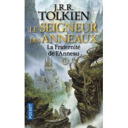 LE SEIGNEUR DES ANNEAUX - TOME 1 LA FRATERNITE DE L'ANNEAU - VOLUME 01