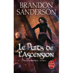 LE PUITS DE L'ASCENSION (FILS-DES-BRUMES, TOME 2)