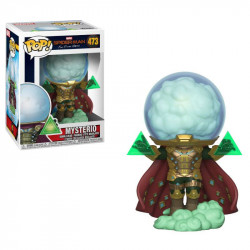 SPIDER-MAN: FAR FROM HOME FIGURINE POP! MOVIES VINYL MYSTERIO 9 CM