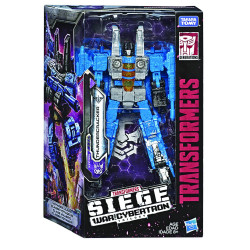 THUNDERCRACKER TRANSFORMERS GEN WFC VOYAGER ACTION FIGURE