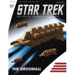 GROUMALL STAR TREK STARSHIPS NUMERO 157