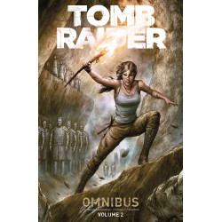 TOMB RAIDER OMNIBUS TP VOL 2