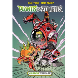 PLANTS VS ZOMBIES GARDEN WARFARE HC VOL 1