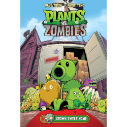 PLANTS VS ZOMBIES GROWN SWEET HOME HC