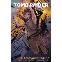 TOMB RAIDER 2016 TP VOL 2 CHOICE SACRIFICE