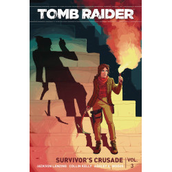 TOMB RAIDER 2016 TP VOL 3 SURVIVORS CRUSADE