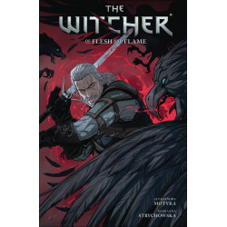 WITCHER TP VOL 4 OF FLESH AND FLAME
