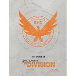WORLD OF TOM CLANCY DIVISION LTD ED HC