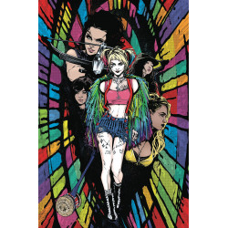 HARLEY QUINN THE BIRDS OF PREY TP