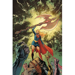 SUPERGIRL TP VOL 2 SINS OF THE CIRCLE