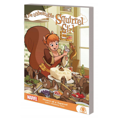 UNBEATABLE SQUIRREL GIRL GN TP POWERS OF A SQUIRREL