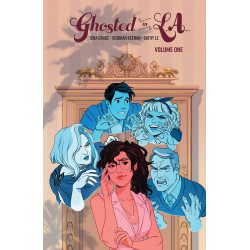 GHOSTED IN LA TP VOL 1 DISCOVER NOW ED