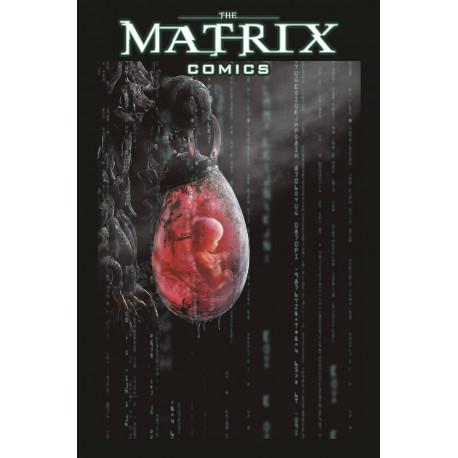 MATRIX COMICS 20TH ANN DLX ED HC PX POD CVR