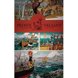 PRINCE VALIANT HC VOL 16 1967-1968