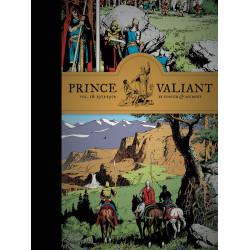 PRINCE VALIANT HC VOL 18 1971-1972