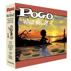 POGO COMP SYNDICATED STRIPS HC BOX SET VOL 5 6 3