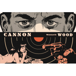 CANNON WALLY WOOD HC NEW PTG