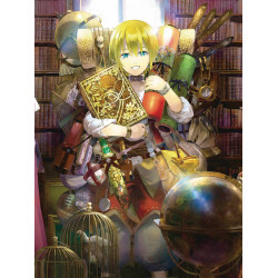 MAGUS OF LIBRARY GN VOL 3