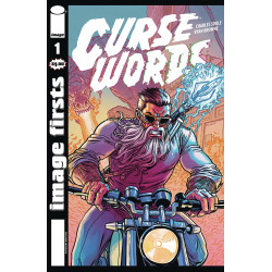 IMAGE FIRSTS CURSE WORDS 1 VOL 29