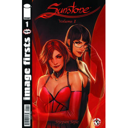 IMAGE FIRSTS SUNSTONE 1 VOL 70