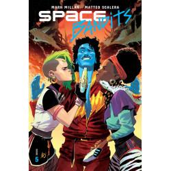 SPACE BANDITS 5 CVR A SCALERA