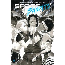 SPACE BANDITS 5 CVR B SCALERA
