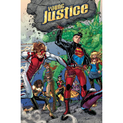 YOUNG JUSTICE 10 VAR ED