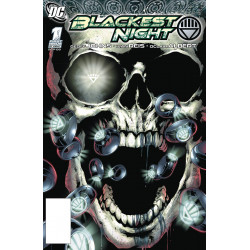 DOLLAR COMICS BLACKEST NIGHT 1