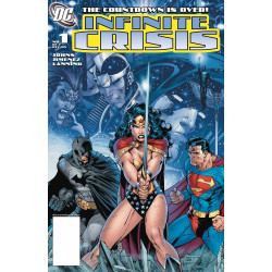 DOLLAR COMICS INFINITE CRISIS 1